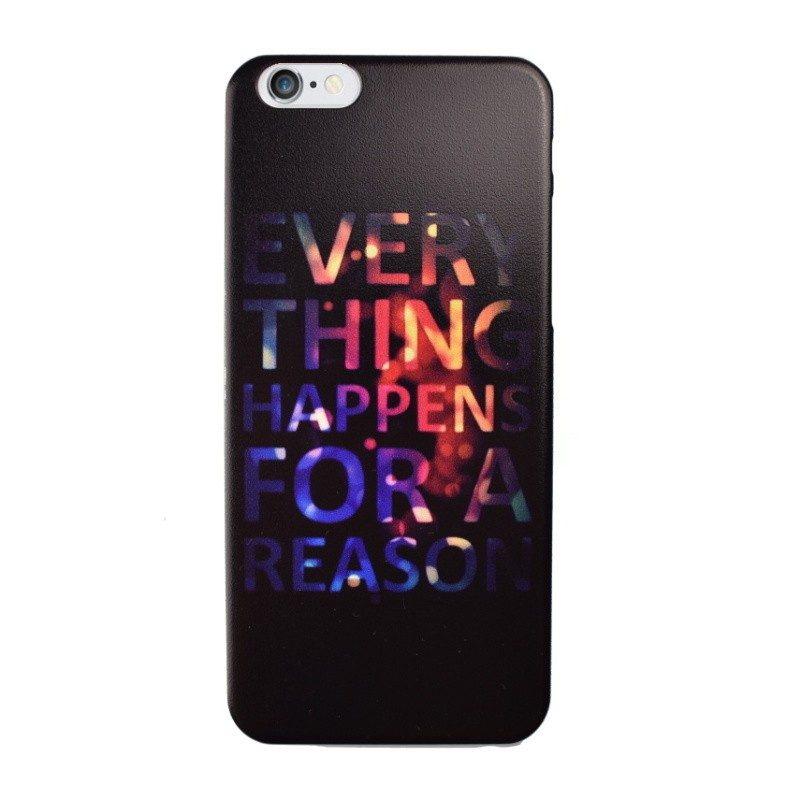 Plastový kryt pre iPhone 6/6S Every thing