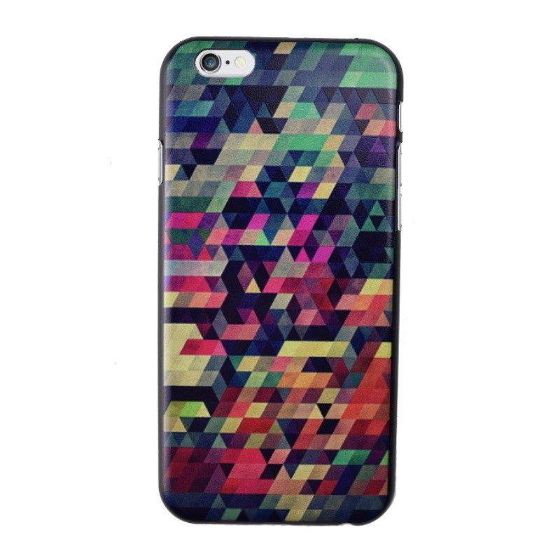 Plastový kryt pre iPhone 6/6S Mini Mosaic