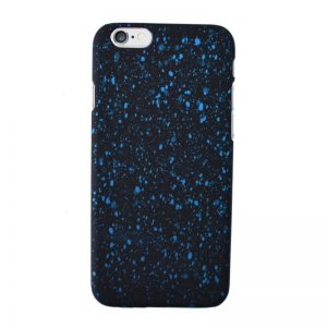 Plastový kryt pre iPhone 6/6S Blue Dots