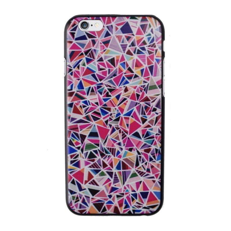 Plastový kryt pre iPhone 6/6S Shards
