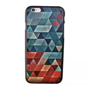 Plastový kryt pre iPhone 6/6S Blue Mosaic