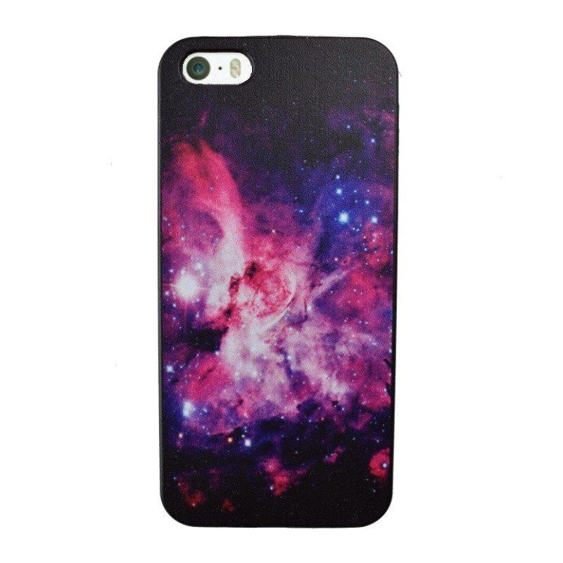 Plastový kryt pre iPhone 5/5S/SE UNIVERSE