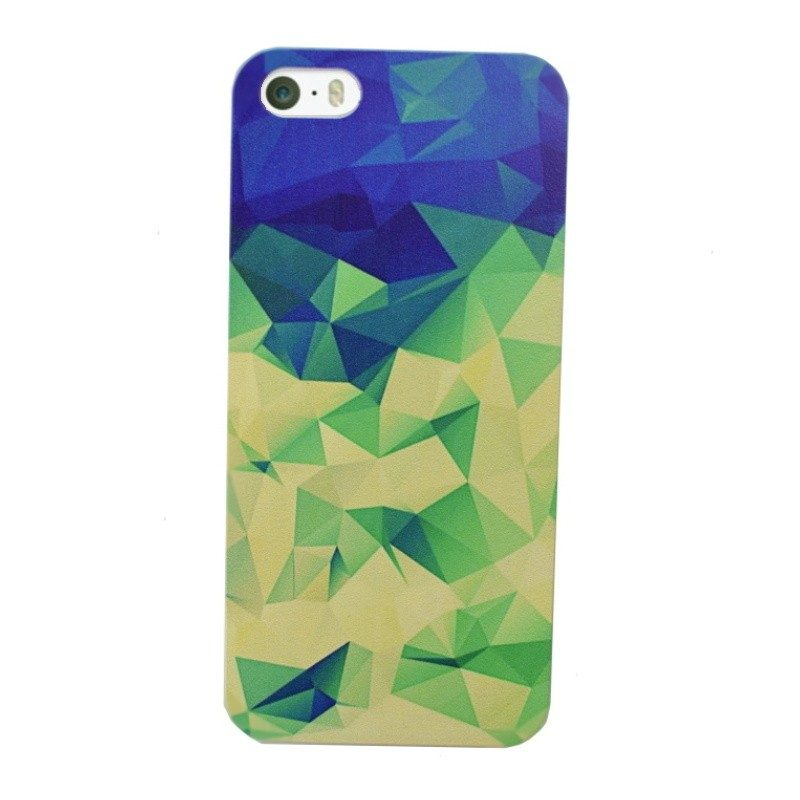 Plastový kryt pre iPhone 5/5S/SE MOSAIC