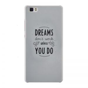Plastový kryt pre Huawei P8 Lite DREAMS