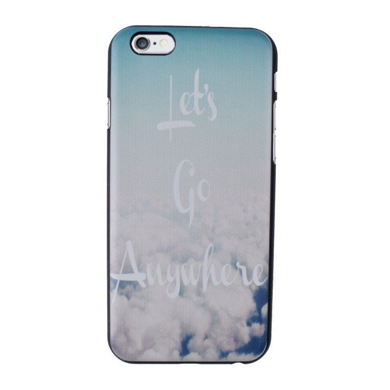 Plastový kryt pre iPhone 6/6S ANYWHERE