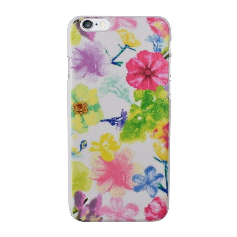 Plastový kryt pre iPhone 6/6S FLOWERS