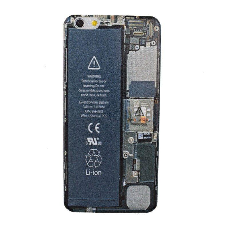 Silikónový kryt pre iPhone 6/6S Plus PARTS