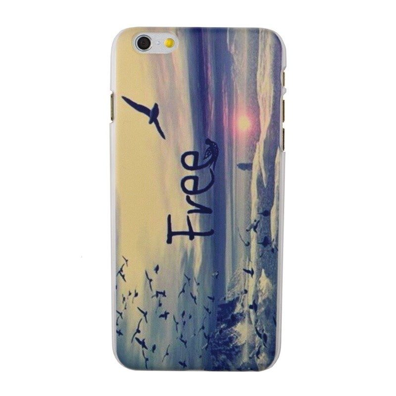 Plastový kryt pre iPhone 6/6S Plus FREE