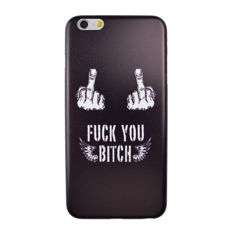 Plastový kryt pre iPhone 6/6S Plus YOU