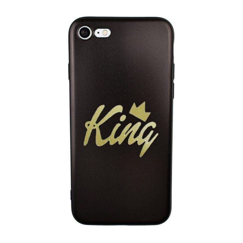 Silikónový kryt pre iPhone 7/8 KING
