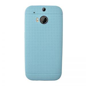 Silikónový kryt pre HTC One M8 BLUE