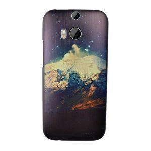 Plastový kryt pre HTC One M8 MOUNTAIN
