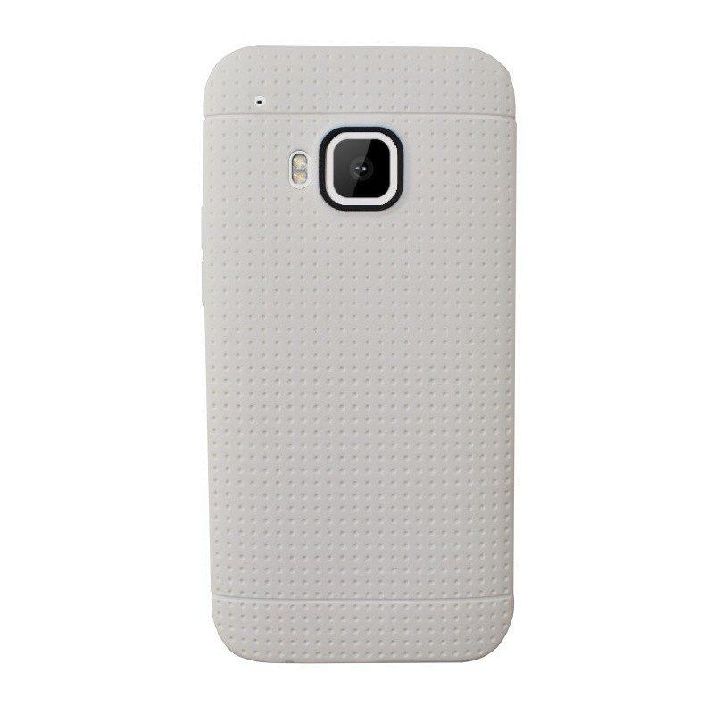 Silikónový kryt pre HTC One M9 WHITE