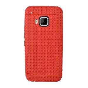 Silikónový kryt pre HTC One M9 RED