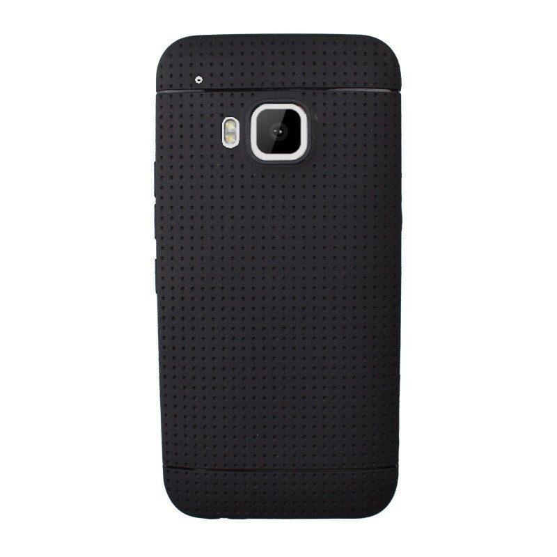 Silikónový kryt pre HTC One M9 BLACK