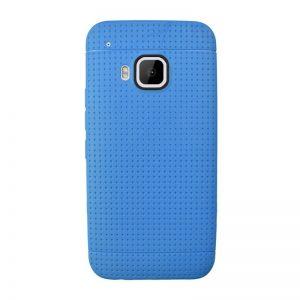 Silikónový kryt pre HTC One M9 BLUE