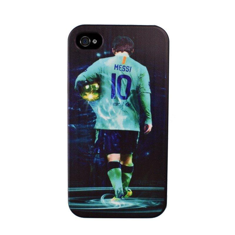 Plastový kryt pre iPhone 4/4S FOOTBALL