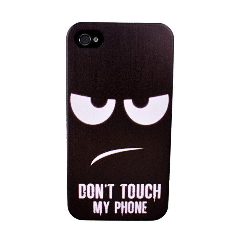 Plastový kryt pre iPhone 4/4S MY PHONE