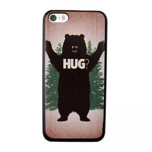Plastový kryt pre iPhone 5C HUG
