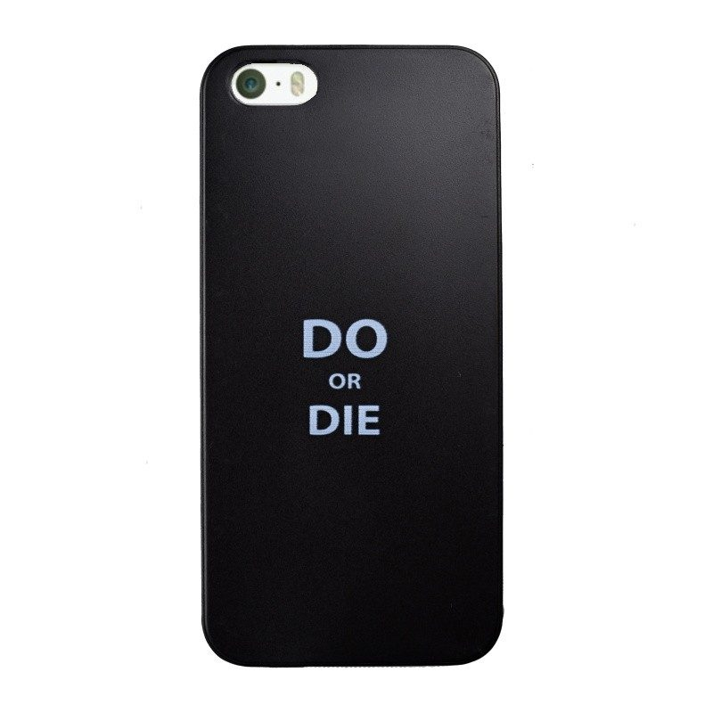 Plastový kryt pre iPhone 5/5S/SE DO