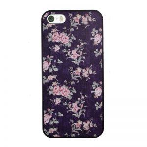 Plastový kryt pre iPhone 5/5S/SE FLOWERS