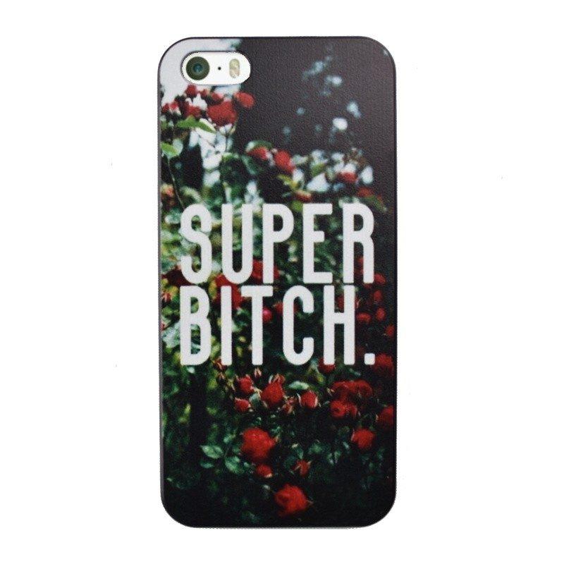 Plastový kryt pre iPhone 5/5S/SE SUPER