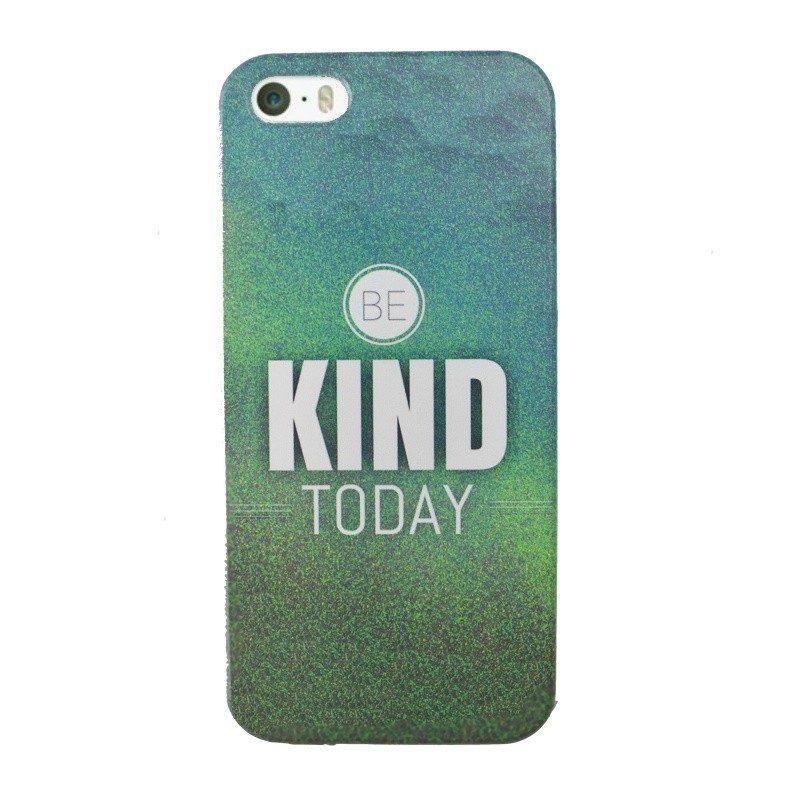 Plastový kryt pre iPhone 5/5S/SE KIND TODAY