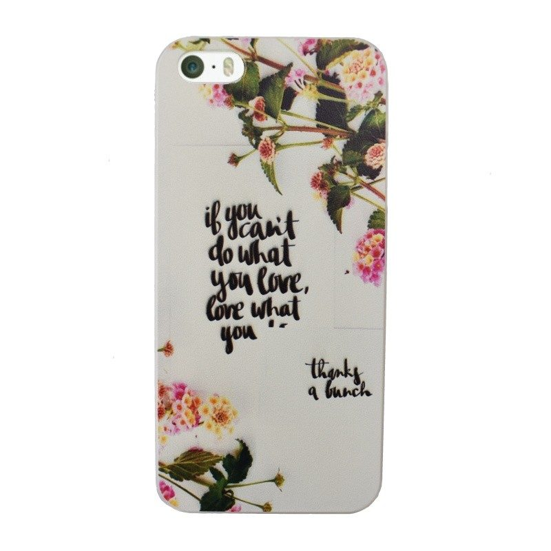 Plastový kryt pre iPhone 5/5S/SE LOVE