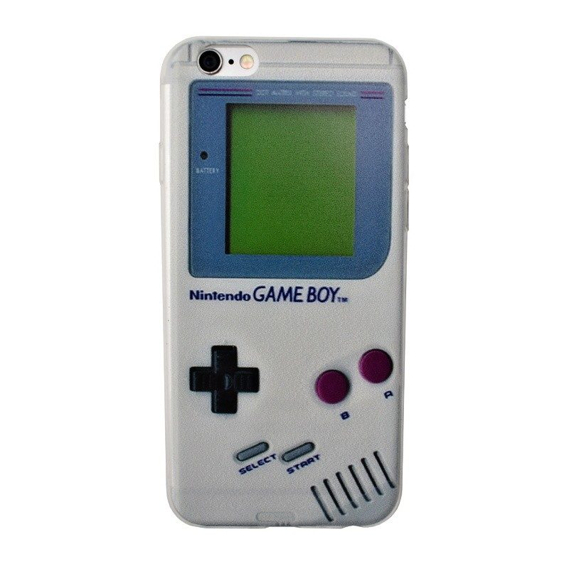 Silikónový kryt pre iPhone 6/6S GAME