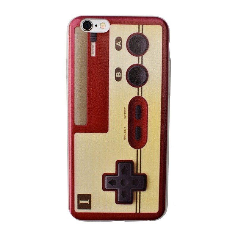 Silikónový kryt pre iPhone 6/6S OLD GAME