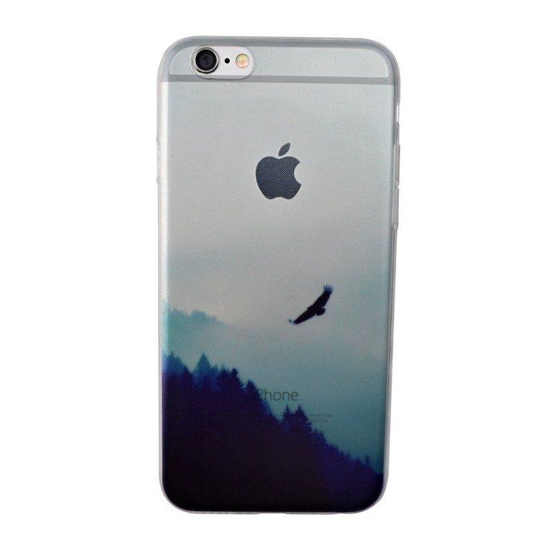 Silikónový kryt pre iPhone 6/6S EAGLE