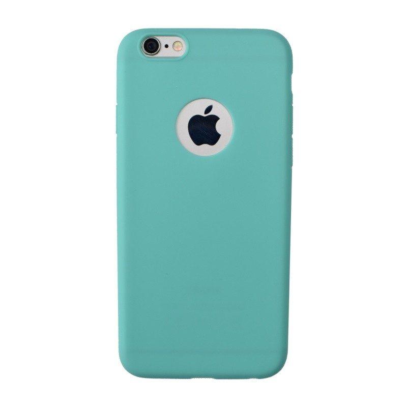 Silikónový kryt pre iPhone 6/6S SKY BLUE