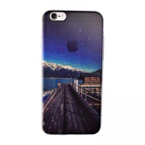 Silikónový kryt pre iPhone 6/6S PIER