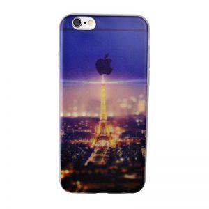 Silikónový kryt pre iPhone 6/6S PARIS