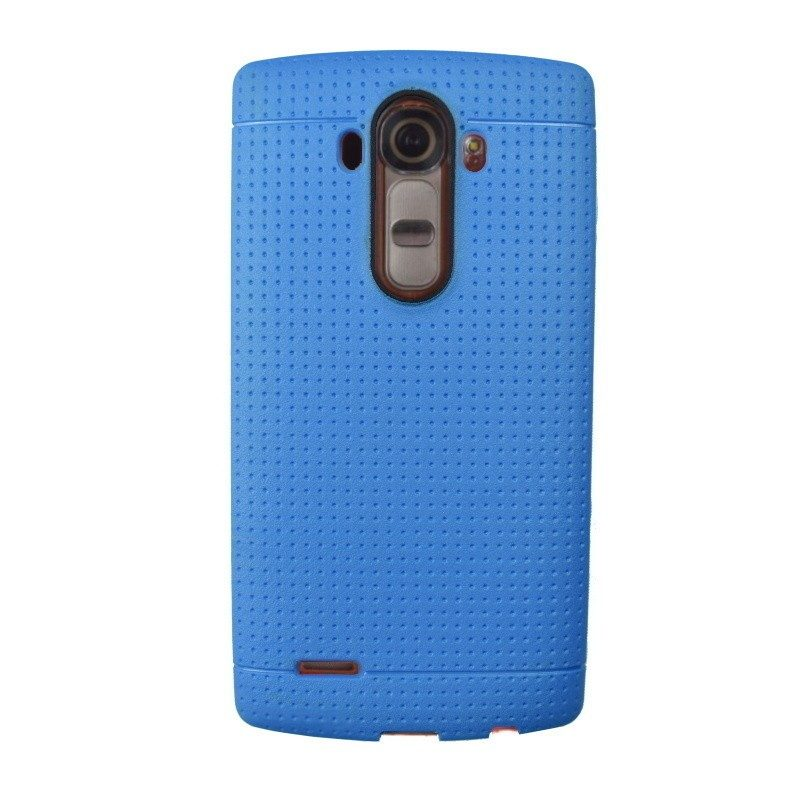 Silikónový kryt pre LG G4 BLUE