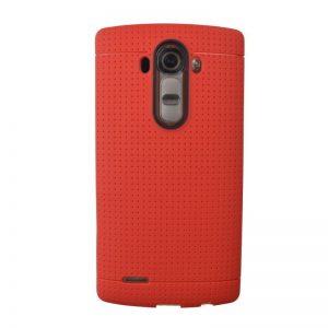 Silikónový kryt pre LG G4 RED