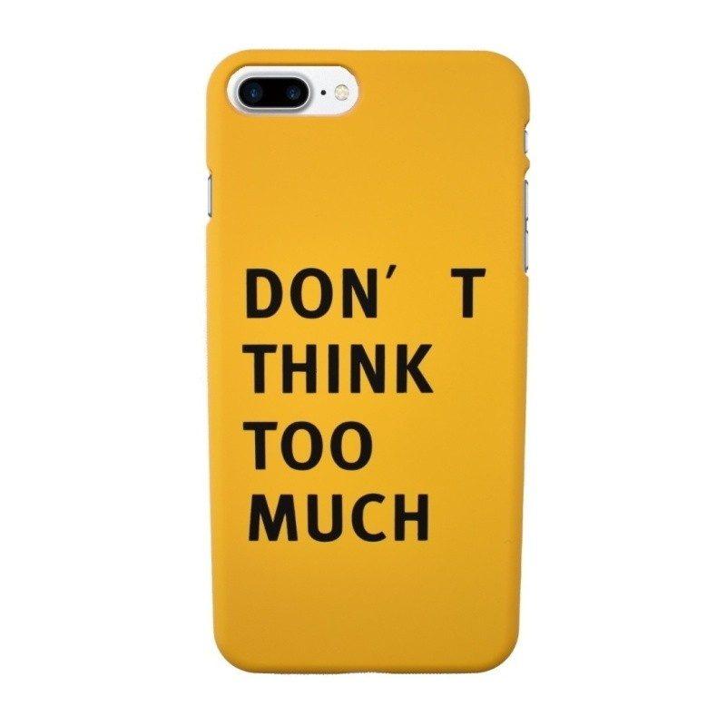Plastový kryt pre iPhone 7/8 Plus THINK