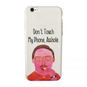 Silikónový kryt pre iPhone 6/6S MY PHONE