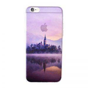 Silikónový kryt pre iPhone 6/6S CASTLE