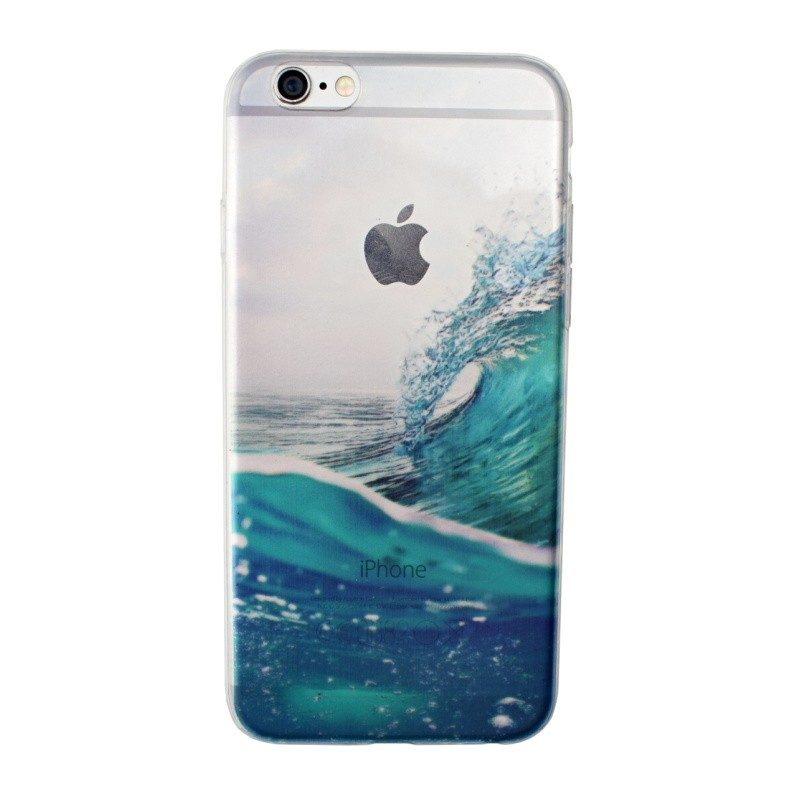 Silikónový kryt pre iPhone 6/6S WOOL