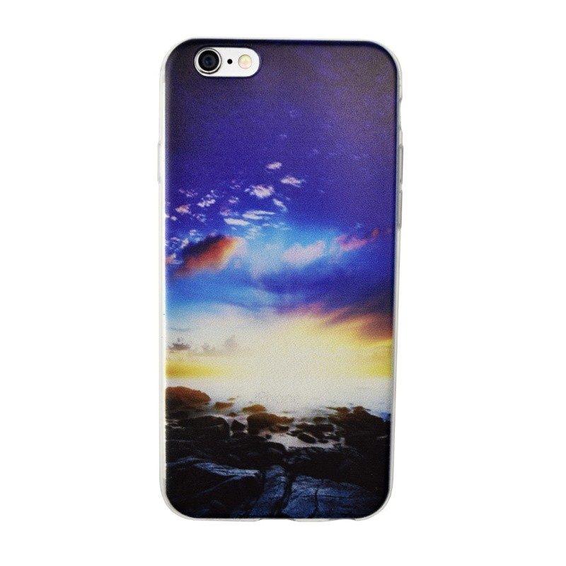 Silikónový kryt pre iPhone 6/6S SKY