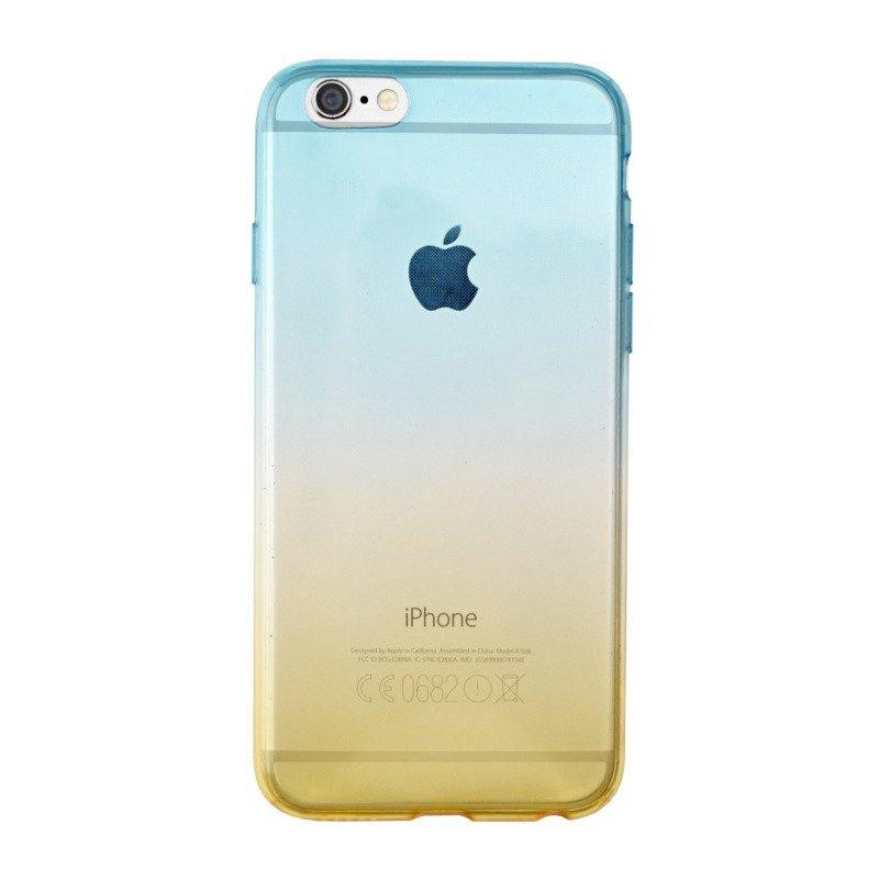 Silikónový kryt pre iPhone 6/6S BLUE