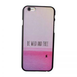 Plastový kryt pre iPhone 6/6S FREE