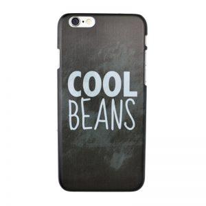 Plastový kryt pre iPhone 6/6S COOL BEANS