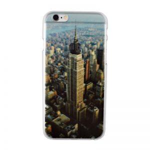 Plastový kryt pre iPhone 6/6S BIG APPLE