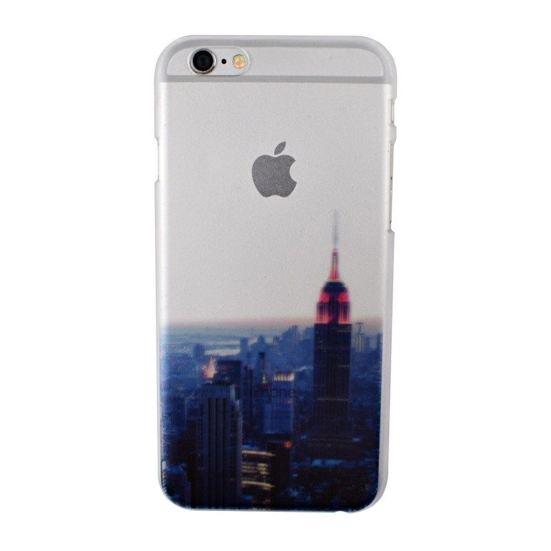 Plastový kryt pre iPhone 6/6S NEW YORK