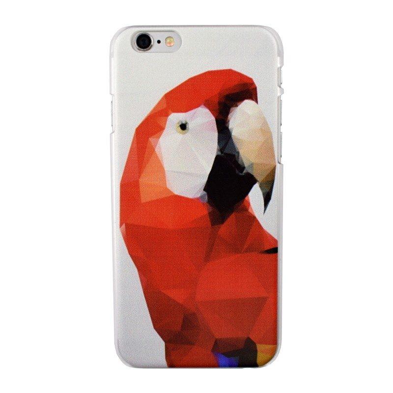 Plastový kryt pre iPhone 6/6S PARROT