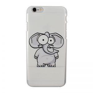 Plastový kryt pre iPhone 6/6S ELEPHANT