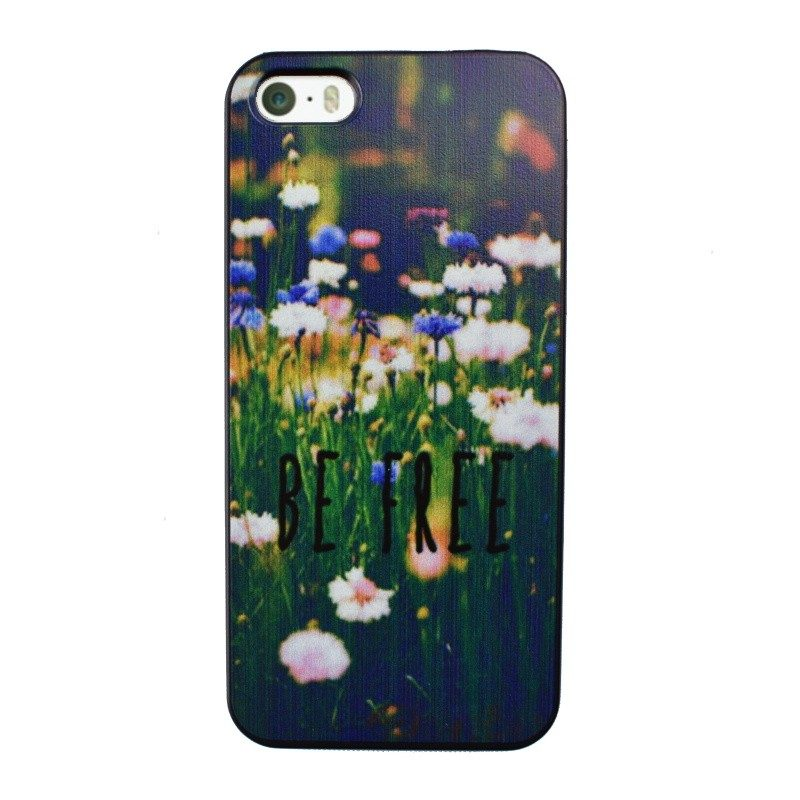 Plastový kryt pre iPhone 5/5S/SE FREE