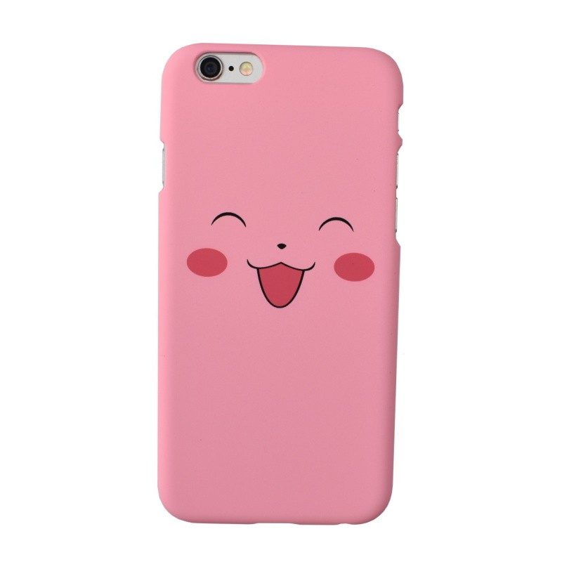 Plastový kryt pre iPhone 6/6S SMILE